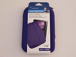 "Travelocity Travel Tablet Case 7-8""- Purple"