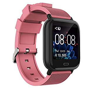 Beisoug Smart Watch Android iOS Deportes Fitness Calorías ...