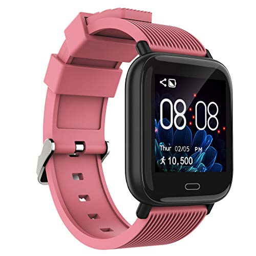 Redvive Top Smart Watch Android iOS Sports Fitness Calorie Wristband Wear Smart Watch ()