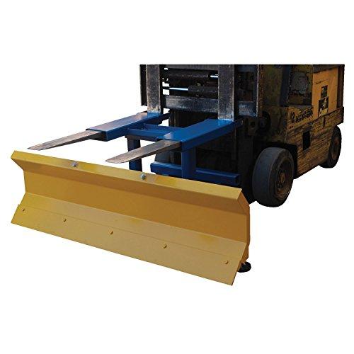 Vestil SPB-N-72 Fork Truck Snow Plow - 72'' Wide Blade by Vestil