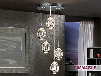 Schuller Moderne Lampe Rocio 5 L Dimmbar Amazon De Beleuchtung