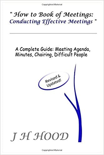 how to book of meetings conducting effective meetings learn how to