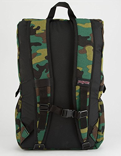 Jansport Surplus Polyester Back Spec Bags Camo Pack 100 Men's Hatchet Ed qHPrzqC
