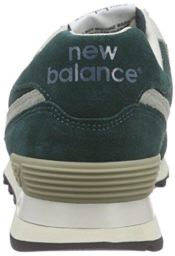 New Balance Herren ML_wl574 Low-Top Grün (Green)