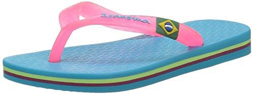 IpanemaClassica Brasil II - Zapatillas de Deporte Niños-Niñas Azul - Bleu (23492)