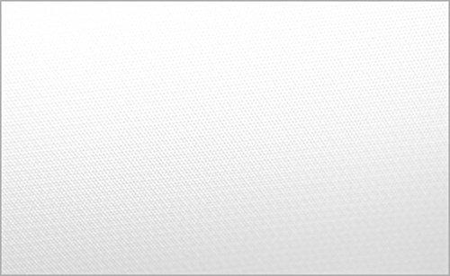 Savage 8' x 10' Matte Finish Pure White Infinity Series Vinyl Background by Savage