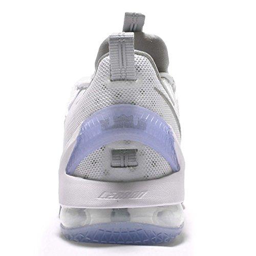 Nike Lebron Xiii Lav (gs) Ungdoms Joggesko Hvit