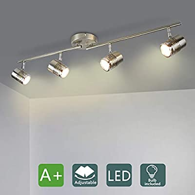 DLLT Track Lighting for Kitchen, Living Room, Bedroom ...