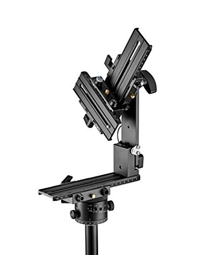 Manfrotto Virtual Reality Panoramic Head with Multiple Sliding Plates, 8.8 lbs Capacity by Manfrotto