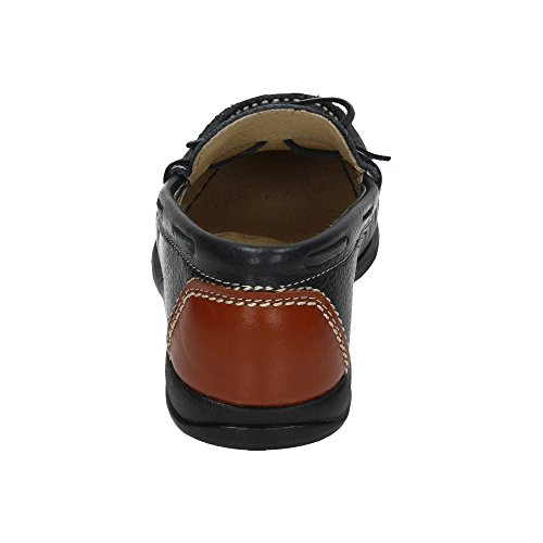 CORZO 3160 Mocasines MOCASÍN EL Zapatos Piel Marino DE Hombre dAUwwTqp