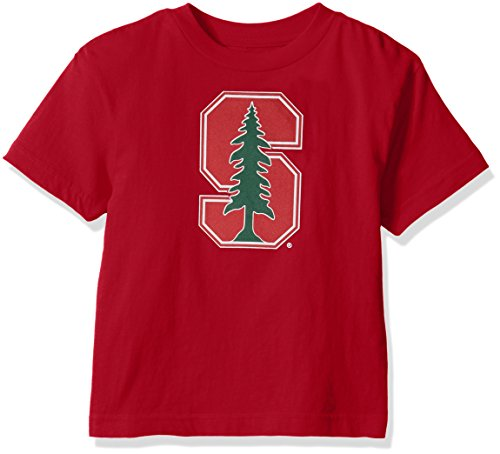 NCAA Boys Stanford Cardinal Primary Logo, Victory Red, Small -8