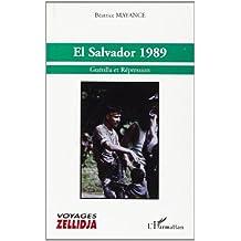 El salvador 1989 guerilla etrépression