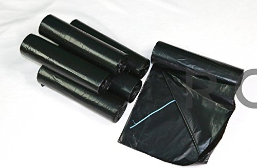 ZEONELY MART Garbage, Trash,Dustbin Covers size large(24 INCH X 32 INCH) pack of 30 bages