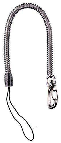 Pacific Handy Cutter CL36 Clip-On Coil Lanyard Coil Lanyard