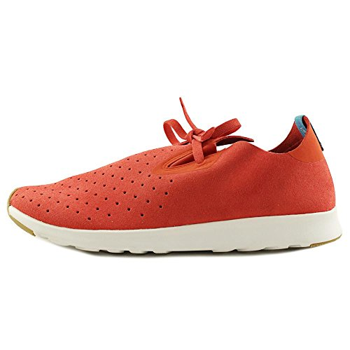 Apollo Sneaker Fashion White Unisex Red Natural Torch Rubber Shell Native Moc 5HBPwq