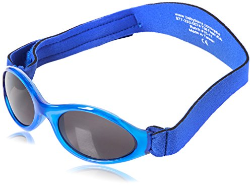 BANZ: Adventure BANZ - Baby: Pacific Blue Kids Sunglasses | Age: 0-2 Yrs.