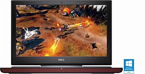 Dell Newest Inspiron 15.6 FHD Flagship Premium Gaming laptop | Intel Core i5-7300HQ Quad-Core | NVIDIA GeForce GTX 1050 Ti | 16GB RAM | 256GB SSD | Windows Mixed Reality Ultra Ready | Windows 10 [並行輸入品]   B07HRP4BZR