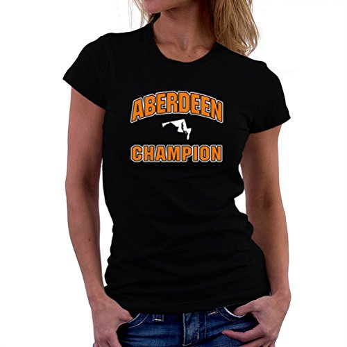 Aberdeen champion T-Shirt
