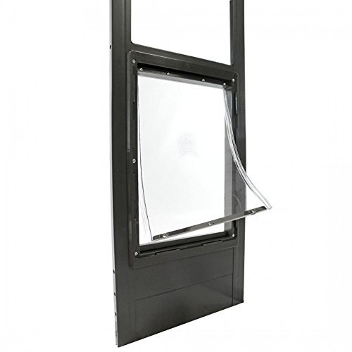 Ideal Pet Products PAYMB Medium Patio Door-Bronze Finish 77 5/8-80 3/8 by (Castle Bronze Finish)