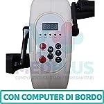 MedPlus-MMDK416C-PEDALIERA-Combi-ELETTRICA-per-Terapia-RiabilitazioneCyclette-Ginnastica-Attiva-PASSIVA-ASSISTITA-per-Braccia-E-Gambe-con-Computer-di-Bordo