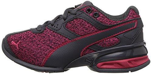 PUMA Unisex-Kids Tazon 6 Knit Sneaker, Love Potion-Periscope, 11 M US Little Kid by PUMA (Image #5)