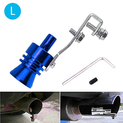 MOGOI BOV Whistle, Universal Turbo Sound Supercharger Simulator, Aluminum Exhaust Muffler Blow Off Valve Whistle Turbo Sound Exhaust Pipe: Amazon.co.uk: Kitchen & Home
