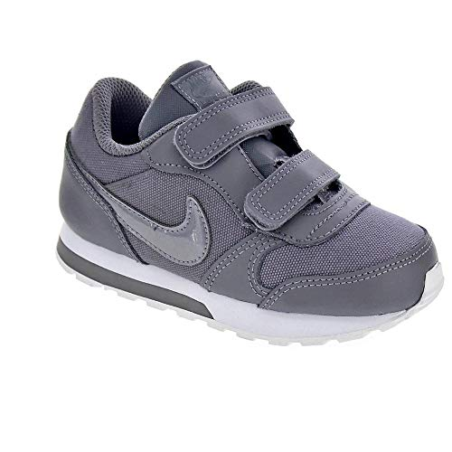 – gunsmoke white tdv Unisex 2 gunsmoke Md Scarpe 014 Bambini Nike Multicolore Running Runner WP0xC7