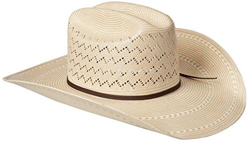 Ariat Men's 20x Cheveron Double S Cowboy Hat