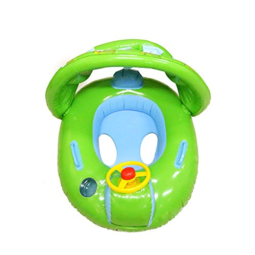 HSOMiD 2017 New Design Inflatable Baby Pool Float with Su...