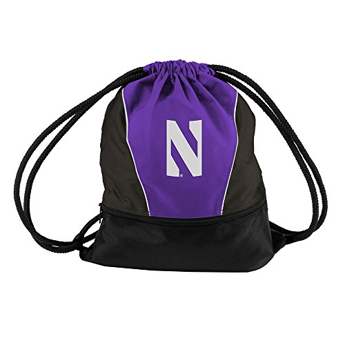 NCAA Northwestern Sprint Pack, One Size, Multicolor by Logo Brands