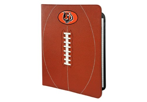 NFL Cincinnati Bengals Classic Football Portfolio-8.5x 11-Inch