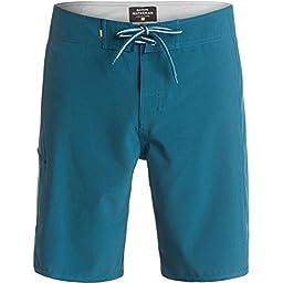 Quiksilver Waterman Men\'s Makana Board Short, Legion Blue, 36