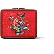 Collectible Lunchbox Kit for Nintendo Switch - Super Mario Odyssey: Character Splash Edition