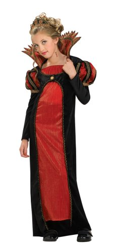 Child's Scarlet Vamptessa Costume, Medium (Dracula Halloween Costume)