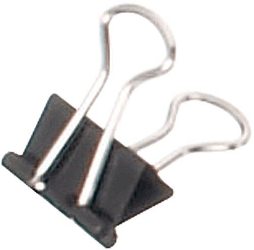 Maul Foldback-Klemmer mauly 13 mm, schwarz 21513 90