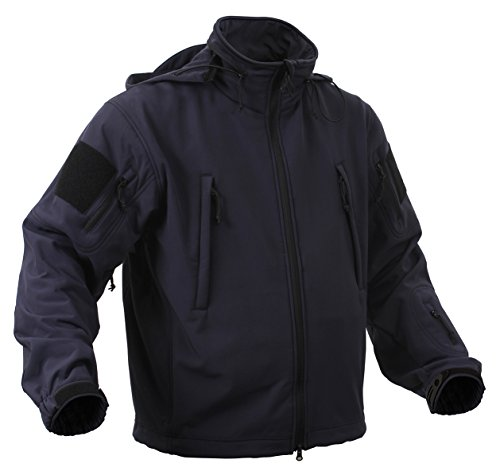 Rothco Special Ops Softshell Jacket, Midnite Blue, XX-Large (Special Ops Gear compare prices)