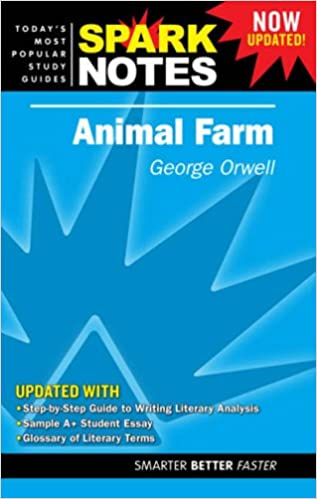 animal farm spark notes com books