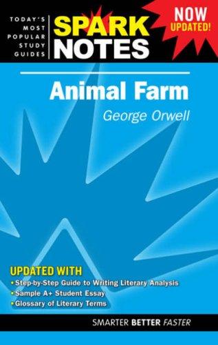 Animal Farm Spark Notes