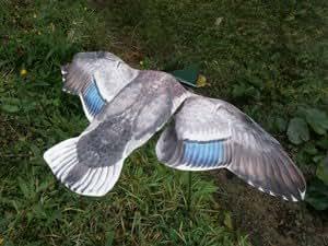 Sillosock Flapping Mallard Drake Duck Decoy