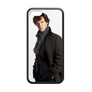 Lmf DIY phone caseCustom iphone 4/4sCase-Sherlock Holmes iphone 4/4s Case SGC36Lmf DIY phone case