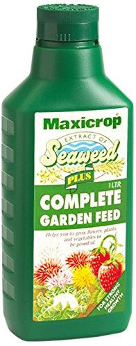 Decco Maxicrop PPCGF61L Plus Complete Garden Feed, 1 Litre, Green Decco Ltd 554303
