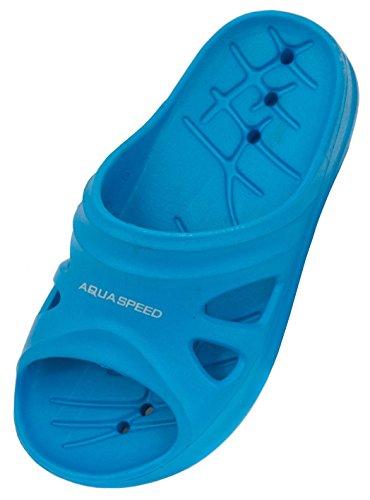 Aqua Florida per piscina Speed Scarpe bambini blu da 7qIEBwqHxZ