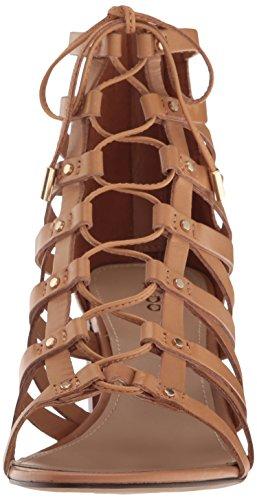 Cammello Sandalo Con Il Sandalo Con Il Tacco Di Aldo