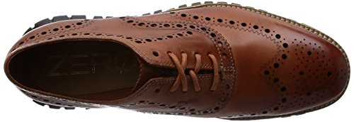 Cole Haan Mænds Zerogrand Fløj Oxford British Tan O3ILByuCH7