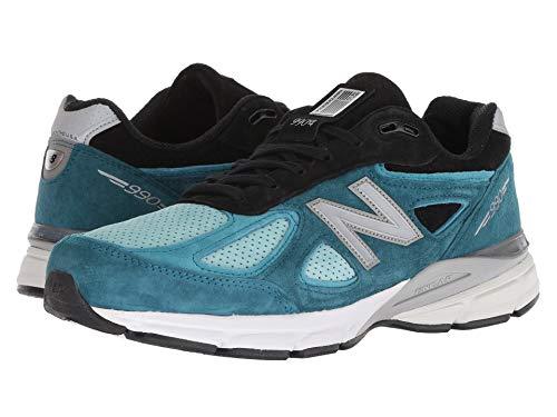[new balance(ニューバランス)] メンズランニングシューズ?スニーカー?靴 M990V4 Moroccan Blue/Dark Cyan 11 (29cm) D - Medium