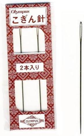 Japanese Hand Sewing Needles Tulip Sashiko Kogin Needles