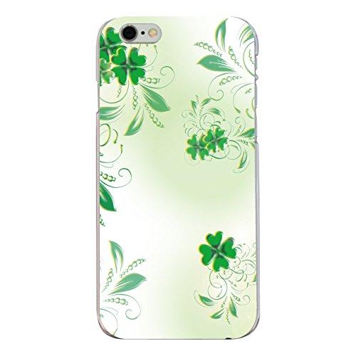 """Disagu Design Case Coque pour Apple iPhone 6s Housse etui coque pochette """"Grünes Glück"""""""