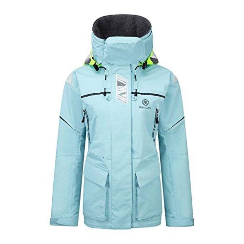 2016 Henri Lloyd Ladies Freedom Jacket Aquamarine Y00352