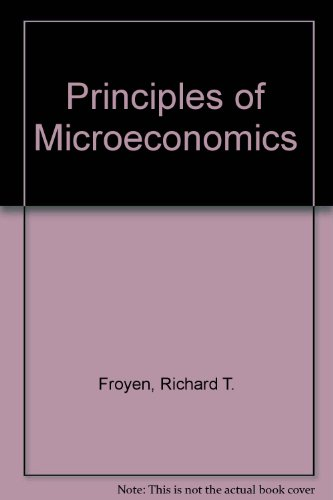 Principles of Microeconomics