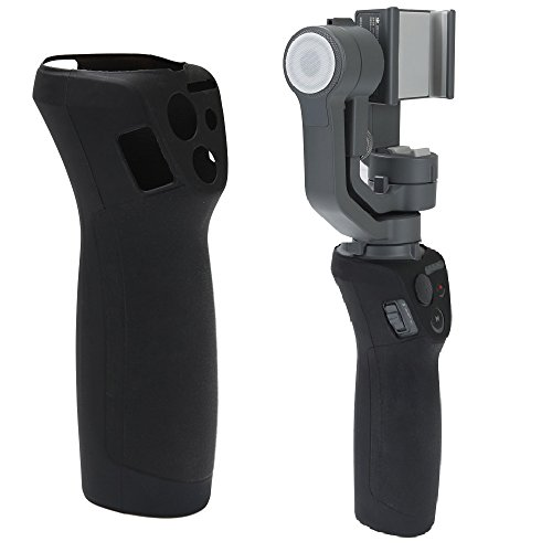 Handle Sleeve Cover Silicone Compatible DJI OSMO Mobile 2 RCGEEK Anti-Slip Increase Friction Sweat-Proof Accessory
